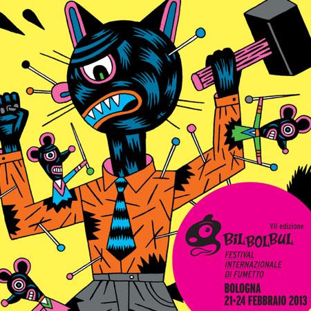COMICS<br>*BilBOlBul FESTIVAL 2013
