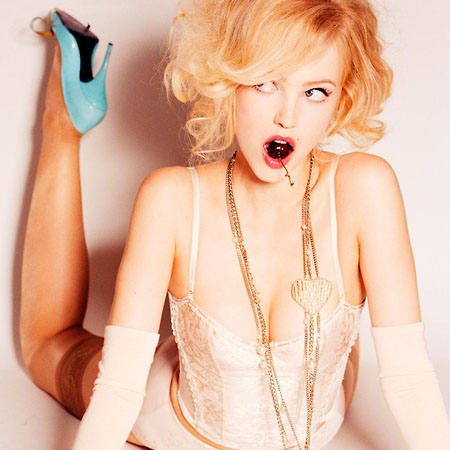 PHOTO ICON<br>*ELLEN VON UNWERTH