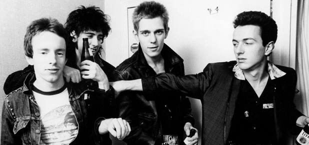 THE CLASH *LOST IN THE SUPERMARKET