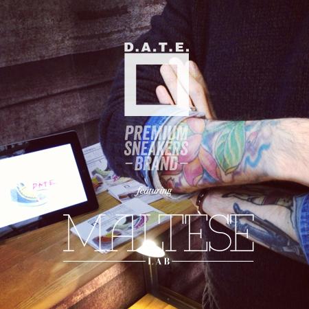 D.A.T.E. NEWS<br>*D.A.T.E. + IL MALTESE LAB