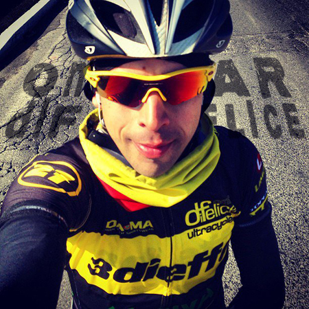 EXTREME SPORT/ULTRACYCLING  *OMAR DI FELICE