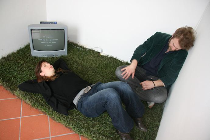 Indoor - foto di Silvia Plantini