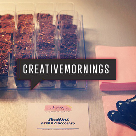 EVENTS <br>*CREATIVE MORNINGS MILANO