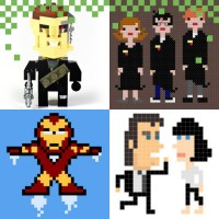 CINEMA*MOVIES IN PIXEL