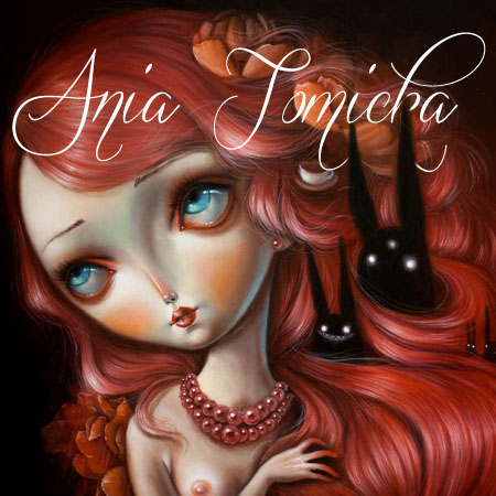 ARTE<br />*ANIA TOMICKA