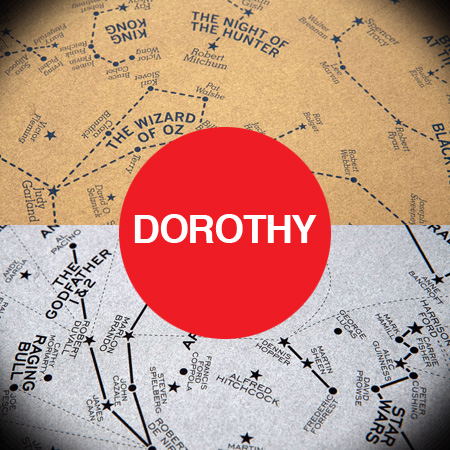 GRAPHIC DESIGN<br />*WE ARE DOROTHY