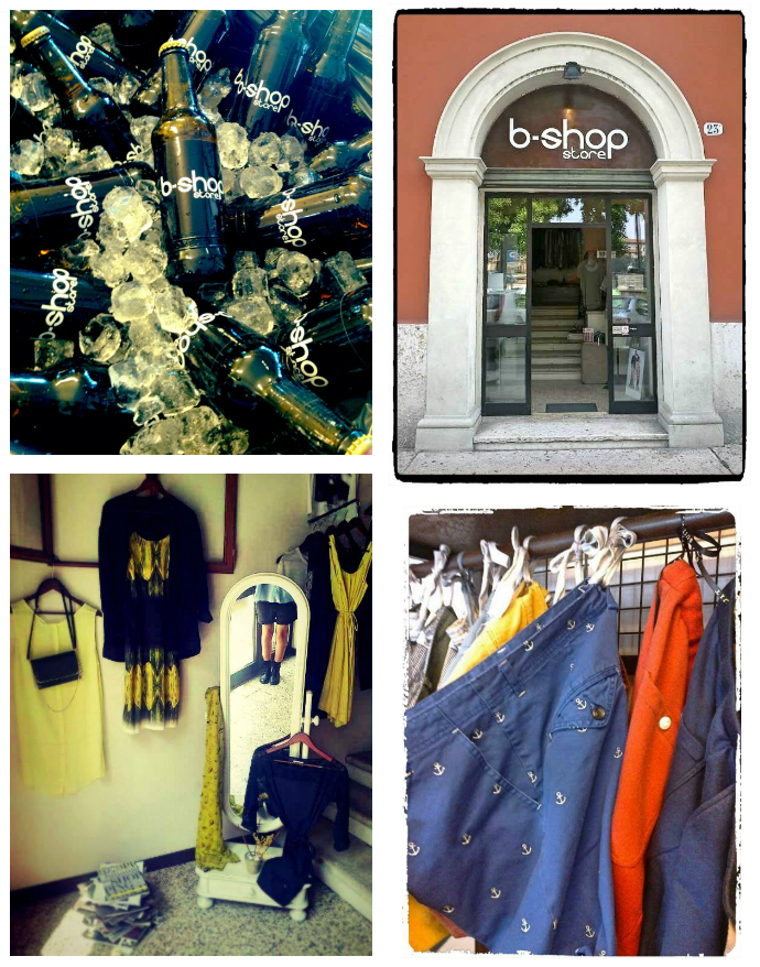 Collage b-shop