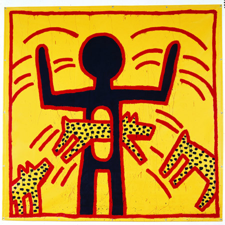 ART ICON<br>*KEITH HARING in PARIS