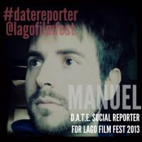 D.A.T.E. SOCIAL REPORTER#1 *MANUEL @ LFF