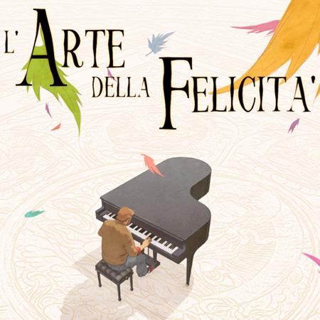 CINEMA<br>*L&#8217;ARTE DELLA FELICITÀ