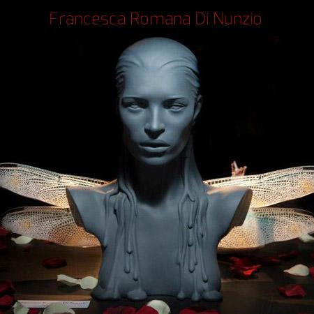 SCULTURA <br>*FRANCESCA ROMANA DI NUNZIO