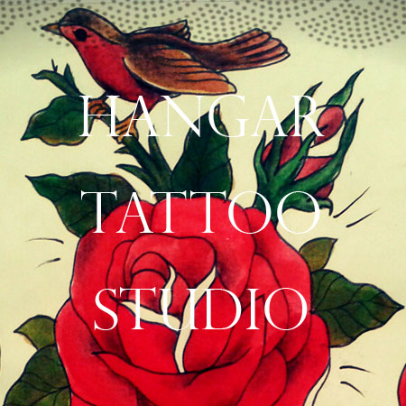 TATTOO<br>*HANGAR TATTOO STUDIO