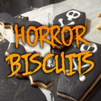 FOOD*HORROR BISCUITS