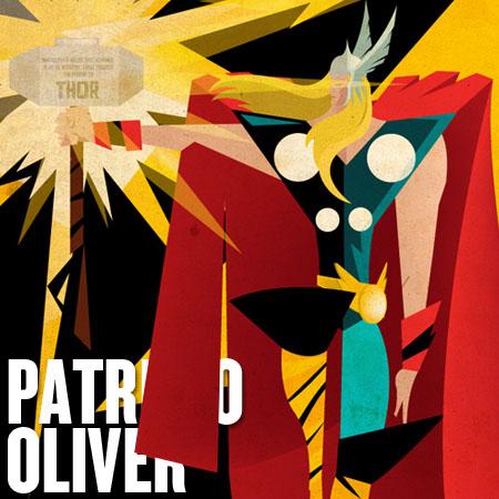 ILLUSTRAZIONE<br>*PATRICIO OLIVER