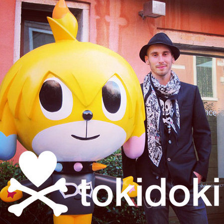 ART ICON<br>*TOKIDOKI