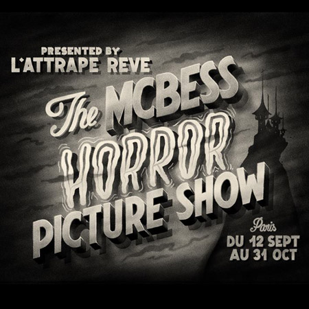 EXHIBITION *MCBESS HORROR PICTURE SHOW