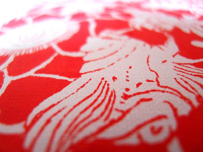 Red #2 - particolare