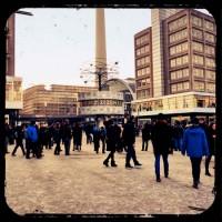 CITY *WINTER IN BERLIN