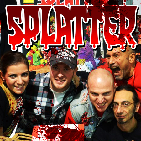 FUMETTO <br />*SPLATTER