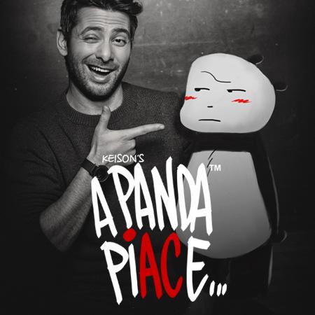 FUMETTO<br />*A PANDA PIACE&#8230;