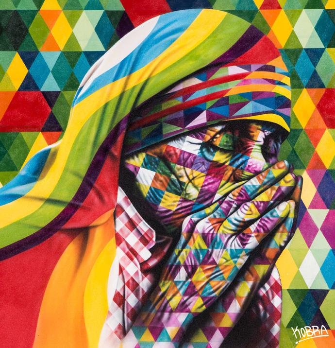 Madre-Teresa_Eduardo-Kobra_Dorothy-Circus-Gallery