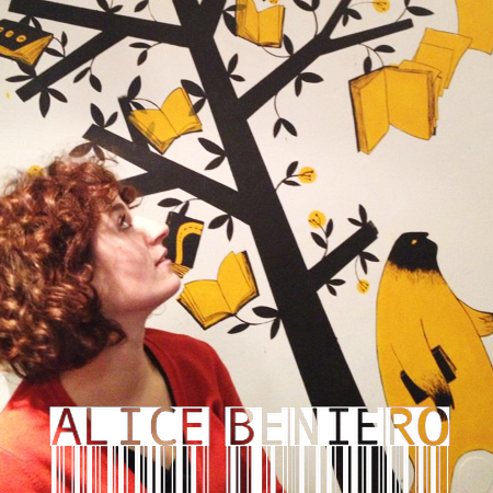DATE*HUB QUIZ#20<br>*ALICE BENIERO