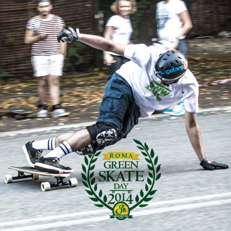 EVENTI <br>*GREEN SKATE DAY