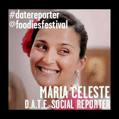 D.A.T.E. SOCIAL REPORTER<br />*FOODIES FESTIVAL