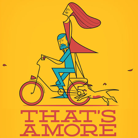 EXHIBITION<br>*THAT'S AMORE