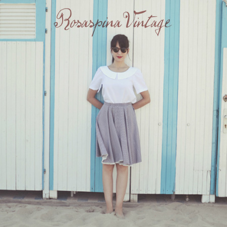 FASHION <br>*ROSASPINA VINTAGE