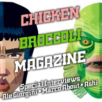 CINEMA & ARTE*CHICKEN BROCCOLI MAGAZINE INTERVIEWS#1