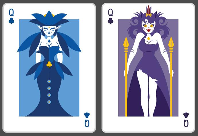 QueenFlora-vs-Wild-Queen
