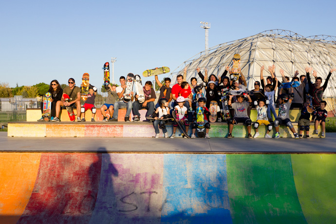 La classe di skate di Marco Miccoli