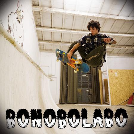 UNDERGROUND <br>*BONOBOLABO