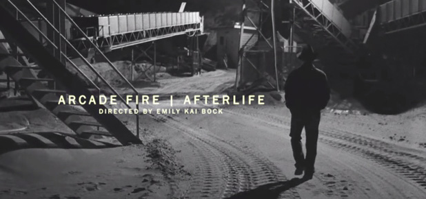 Arcade Fire *Afterlife