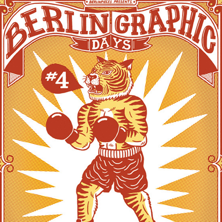 FESTIVAL <br>*BERLIN GRAPHIC DAYS #4