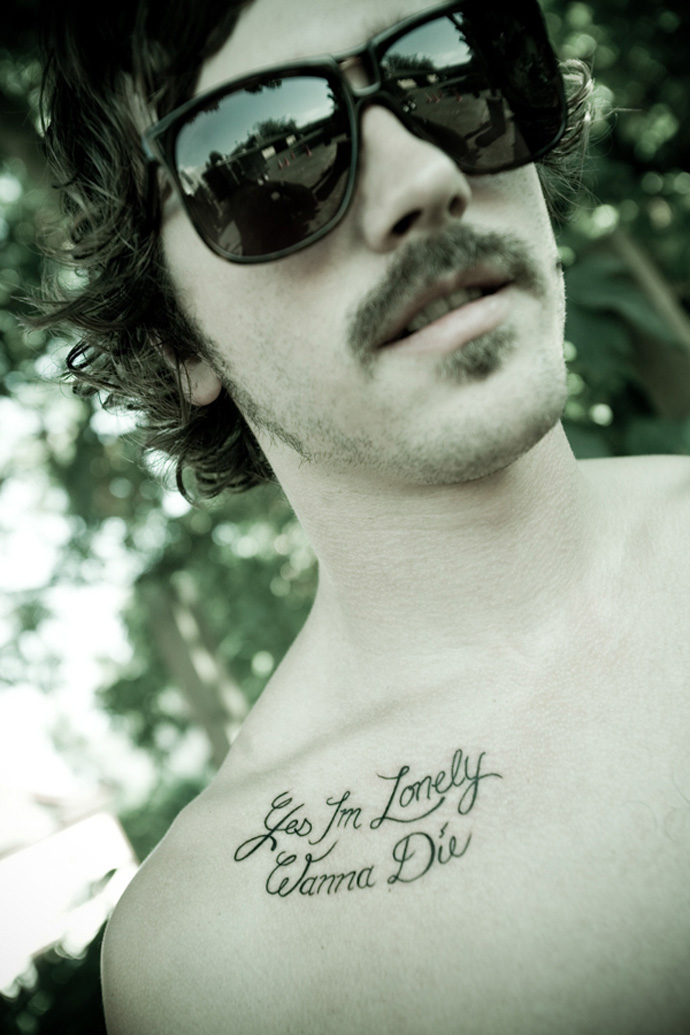 John Baldwin Gourley voce dei Portugal. The Man