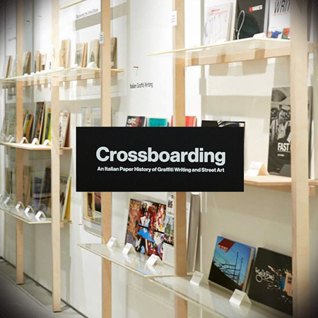 EXHIBITION <br>*CROSSBOARDING