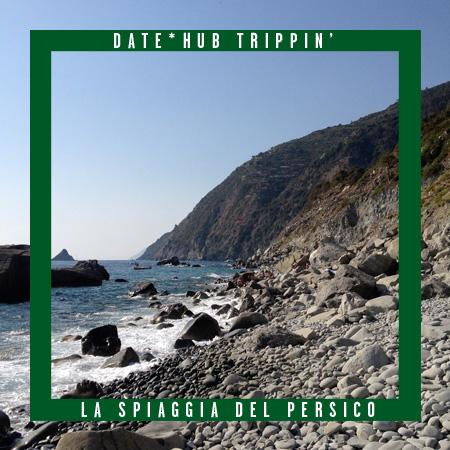 DATE*HUB TRIPPIN' <br>*LA SPIAGGIA DEL PERSICO