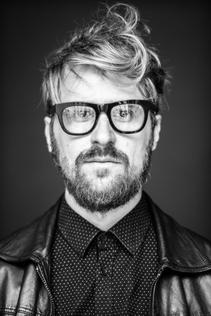 Il regista Lorenzo Sportiello