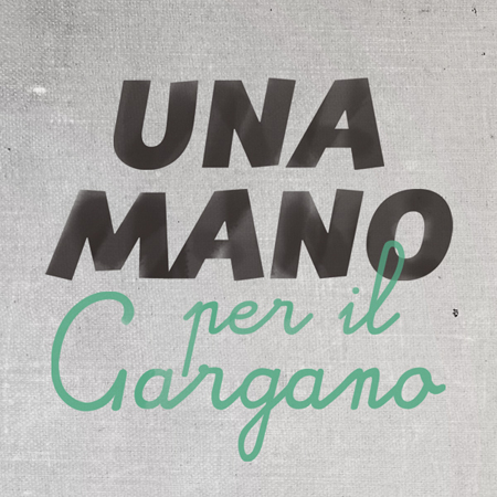 ILLUSTRATION PROJECT<br> *UNA MANO PER IL GARGANO