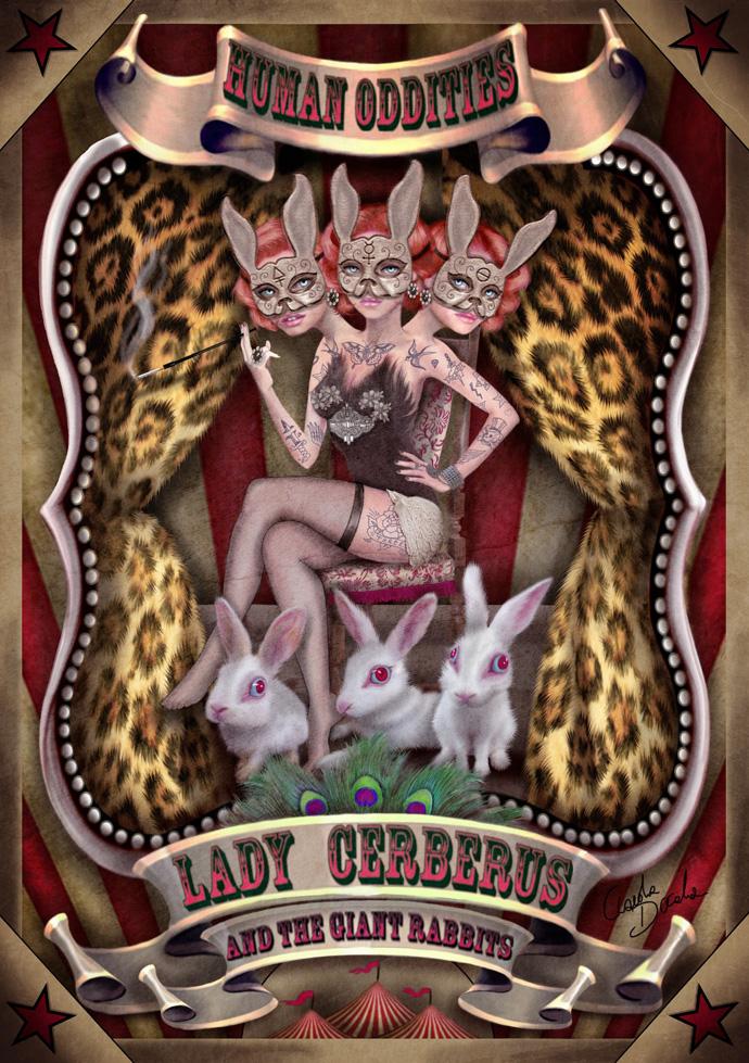 'Lady-Cerberus'