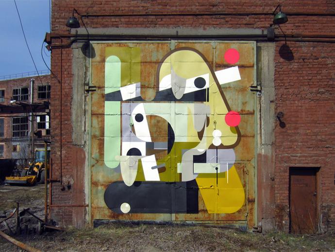 WK_Alexey Luka_Conversation, St Petersburg, 2014