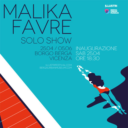 EXHIBITION <br> *MALIKA FAVRE at BERGA