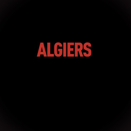 MUSICA <br />*ALGIERS