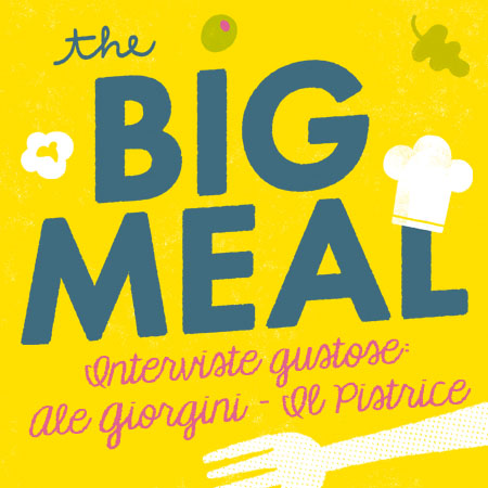 EVENT <br /> *THE BIG MEAL INTERVIEWS #1