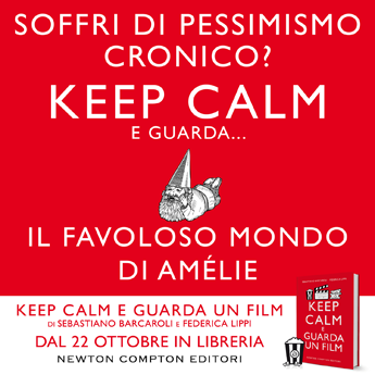 KEEP CALM E GUARDA UN FILM promo AMELIE