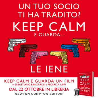 KEEP CALM E GUARDA UN FILM promo IENE