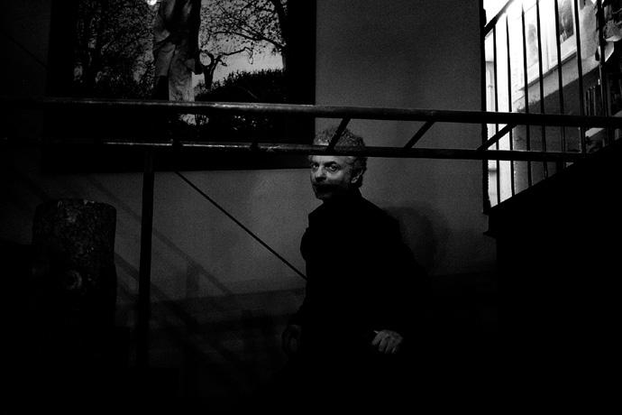 Angelo Cricchi ritratto da Lucrezia Testa Iannilli