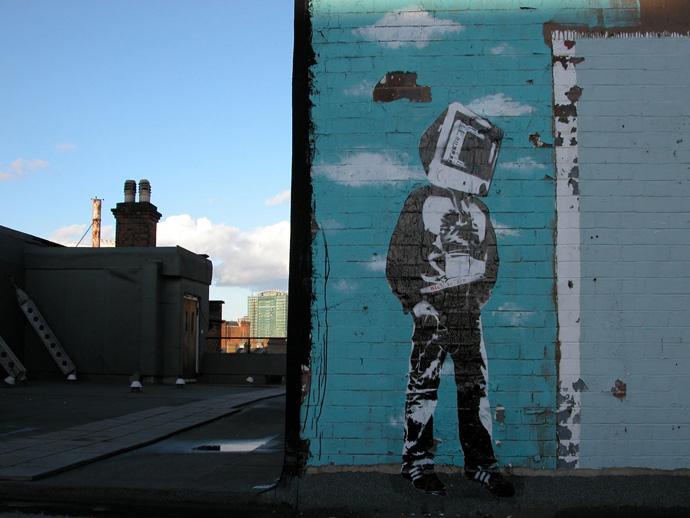 Computerhead - Londra 2007 - © Sybille Prou